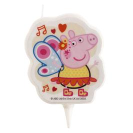 Bougie 2D Peppa Pig
