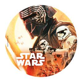 Disque Azyme 20 cm Star Wars