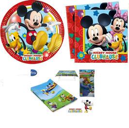 Kit Déco Table Fête Anniversaire Mickey