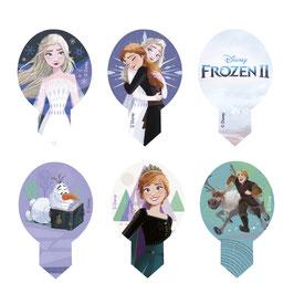 20 Piques Azyme La Reine des Neiges