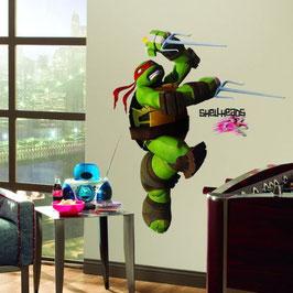 Stickers Muraux XXL Tortues Ninja Raphael