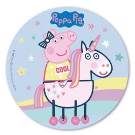 Disque Azyme Peppa Pig