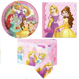 Kit Table Anniversaire Princesses Disney