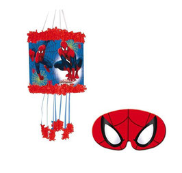 Piñata en Carton Spiderman