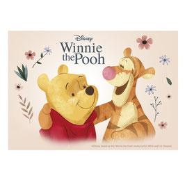 Plaque Décoration Azyme Winnie l'ourson