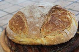 Pane di grano duro a lievitazione naturale