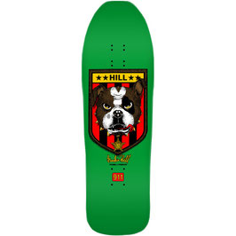 Powell Peralta  Hill Bulldog Reissue Deck 10,0