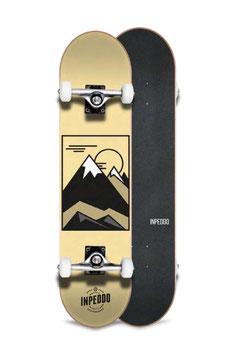 Inpeddo Hill sand Skateboard 8,25