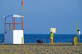 «Ferienalltag», Stand Punta Sabbioni, Venedig, IT