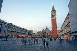 «Venezianischer Stolz» II, Piazza San Marco, Venedig, IT