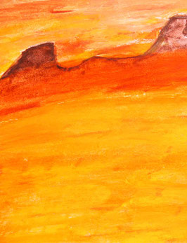 Wüste a)