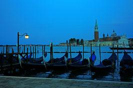 «Venezianische Nacht» IV, Piazza Riva degli Schiavoni, Venedig, IT