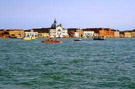 «Venezianische Strassen» I, Canale di San Marco, Venedig, IT