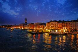 «Venezianische Nacht» III, Canale di San Marco, Venedig, IT