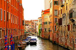 «Venezianischer Traum», Kanal «rio dei Greci», Venedig, IT