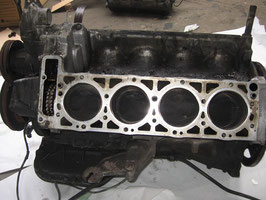 Mercedes Motor Block Rumpfmotor überholt shortblock M116961 380SL 380SE W107 R 107 W126