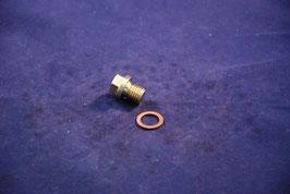 Mercedes Ölwannen Schraube 12mm Vg. Nr. 0029973430 oil pan screw W107 R107 W108 W109 W110 W111 W113 W114 W116 W123 W126
