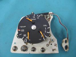 Mercedes Kombiinstrument Anzeige Tank Öldruck Temperatur 0035404647 W123