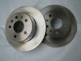 Mercedes Bremsscheibe hinten brake disc rear repro 1264230012 1154200072 1154230212 W107 R107 W108 W109 W111 W113 W114 W115 W116 W123 W12