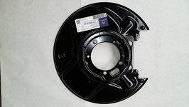 Mercedes Abdeckplatte hinten links  Bremsscheibe Vg. Nr. 1154203544 original cover plate brake disc rear left W107 W114 W115 W116 W123