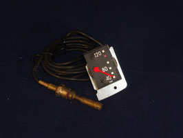 Mercedes Temperatuanzeige Fernthermometer 0025429405 temp gauge W113 W111 SL SEB Coupe Cabrio