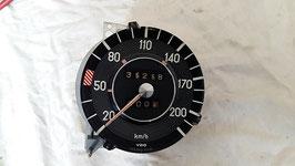 Mercedes Tacho Tachometer 0005420301 200 km h speedometer W108 W109