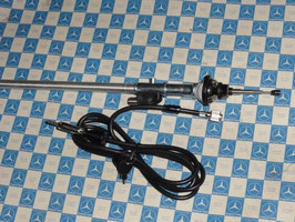 Mercedes Chromantenne Antenne manuell Vg. Nr. 0008278001 antenna chrom W107 W108 W109 W110 W111 W113 W114 W115 W116 W123