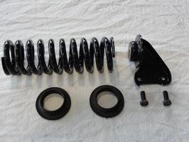 Mercedes Ausgleichsfeder Hinterachse neu 1103290501 mit Anbausatz balanncing spring  W108 W109 250S SE 280S SE 3,5 4,5 300SE 6,3