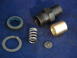 1114600050 Reparatursatz Rep. Satz Umlenkhebel steering lever repair kit Mercedes W108 W110 W111 W113
