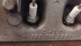 Mercedes Zylinderkopf 1800162901 180 016 29 01 cylinder head M180  W114 W111 230 220