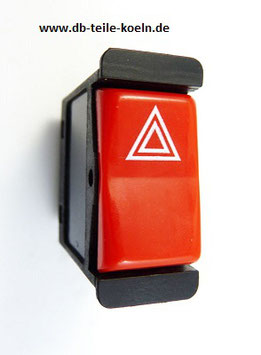 Vg.Nr. 0008209010 Warnblinkschalter Emergency Flasher Switch Mercedes W123 W107 R107 W201 W126