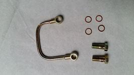 Mercedes Vg.Nr 1152000058 Entlüftungsleitung Rohrleitung Wasserpumpengehäuse coolant Bypass hose W110 W115 W123