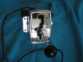 Mercedes Schaltkulisse Schalthebel Automatik chrom W108 W109 W113 W114 W115 W116 W107 R107