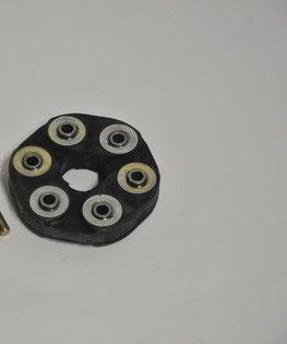 Gelenkscheibe 1074100215 Hardyscheibe Kardanwelle Gelenkwelle 5 Gang driveshaft flex disc Mercedes W126 W107 W123