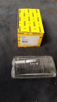Mercedes Streuscheibe Glas Nebelscheinwerfer original Bosch Vg.Nr. 1305620016 0018266990 lens fog lights W107 R107 SL SLC