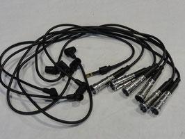 Mercedes Zündkabel Satz Leitungssatz Zündkerzen M110 1 K jetronic  ignition cable set W107 R107 W116 W123 280SL 280CE 280SE