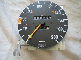 Mercedes Tachometer Tacho Speedometer 1235420057 200 km/h W123 200 200T 230 230E 230CE 230TE 300TDT