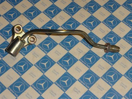 Mercedes Bremsleitung rechts Vg. Nr. 1084200128 brake right left front W108 W109 W111 Coupe Cabrio W113 Pagode