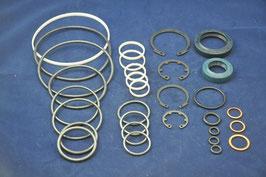 Mercedes Servo Lenkgetriebe Dichtungssatz Vg. Nr. 1074600061 gasket kit power steering w107 R107 W114 W115 W116 W123