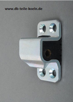 Vg.Nr. 1267200104 Türkeil Schließöse Tür links  Door catch striker left W126 W107 R107