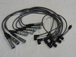 Mercedes Zündkabel Satz Leitungssatz Zündkerzen M117 2 ignition cable set W107 R107 W126 420SL 500SL 560SL
