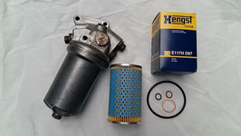 Ölfiltergehäuse 0001844708 0001844608 oil filter housing mit neuem Filtereinsatz