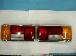 Mercedes Rücklichter Rückleuchten Schlußleuchte Heckleuchte Tail lamp 1158200164 1158200264 1.Serie Satz W114 W115 /8 Coupe