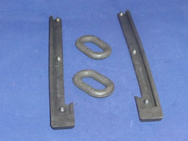 Mercedes Satz Gummis Kühler Befestigung Vg. Nr. 1145000012 rubber set radiator W108 W109 W114 W115