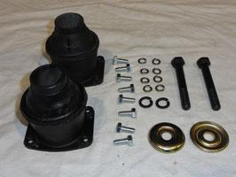 Mercedes Vorderachsträger Gummilager Vorderachse Aufhängung Montagesatz Vg. Nr. 1083300275 Rubber mounting subframe mount repair kit W111 W108 W113 Pagode SL