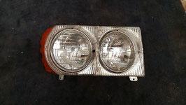 Mercedes Scheinwerfer rechts sealed beam USA Headlight right 1078205661 1078260489  W107 R107 SL SLC 350 450 500 560SL 2