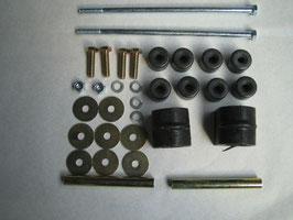 Mercedes Stabilisator Drehstab Reparatursatz Vorderachse W107 repair kit torsion bar R 107 W114 W115 /8 NF 1153200047 SL SLC