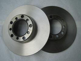 Mercedes Bremsscheibe vorne brake disc front Ref. Teilenummer 1234200072 1234210012 W123