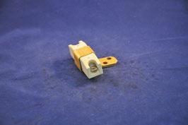 Mercedes Zündung Vorwiederstand 0,9 Ohm Vg. Nr. 0001580845 gold ballast series resistor W107 R107 W108 W109 W111 W113 W114 W116  W126