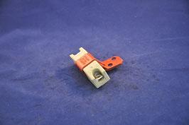 Mercedes Zündung Vorwiederstand 1,8 Ohm Vg. Nr. 0001581745 rot ballast series resistor W107 R107 W108 W109 W111 W113 W114 W116  W126